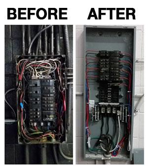 200 Amp Panel Upgrade